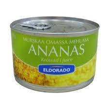 eldorado ananass konserv
