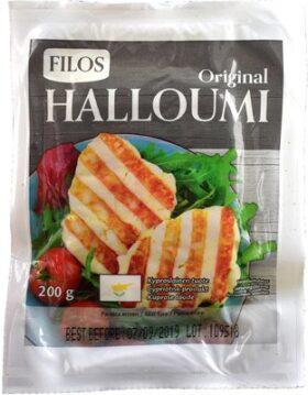 FILOS Halloumi juust 24% 200g