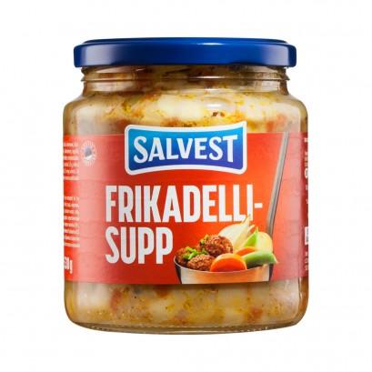 Frikad supp