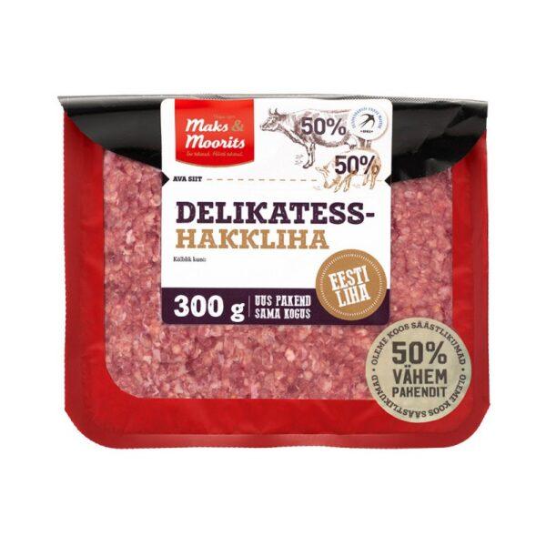 MAKS&MOORITS delikatesshakkliha, 300 g