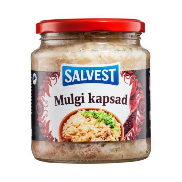 SALVEST Mulgikapsas 530g