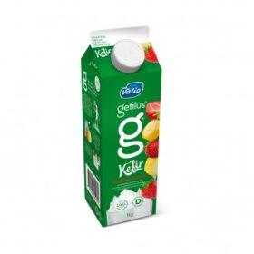 VALIO GEFILUS Keefir maasika-banaani 1kg