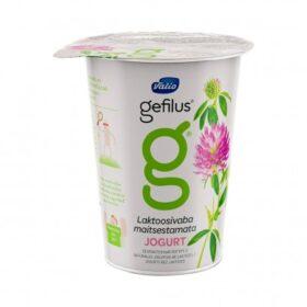 VALIO GEFILUS Maitsestamata jogurt 2,5% 380g (laktoosivaba)