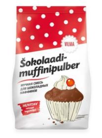 VILMA Šokolaadimuffinipulber 400g